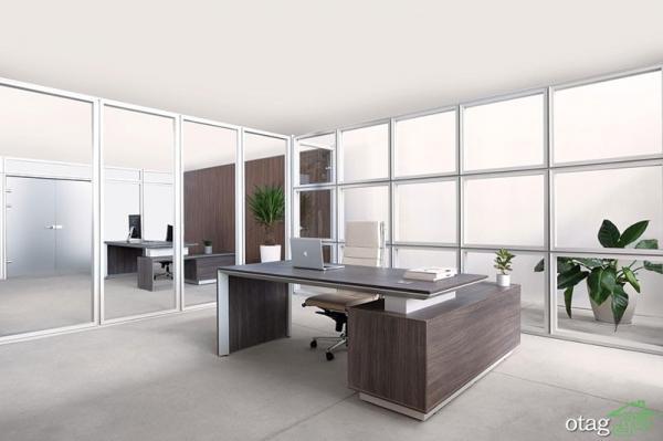 پارتیشن تکجداره شیشه ای، فضاسازی مدرن و کاربردی ادارات